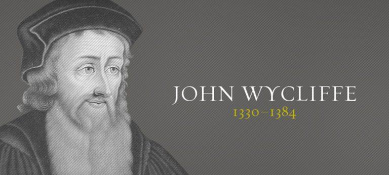 5 Џон Виклиф
