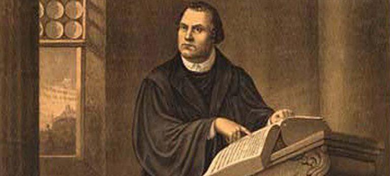 8 Лутер пред државниот собор