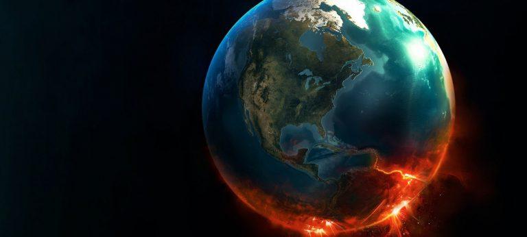 41 Земјата опустена